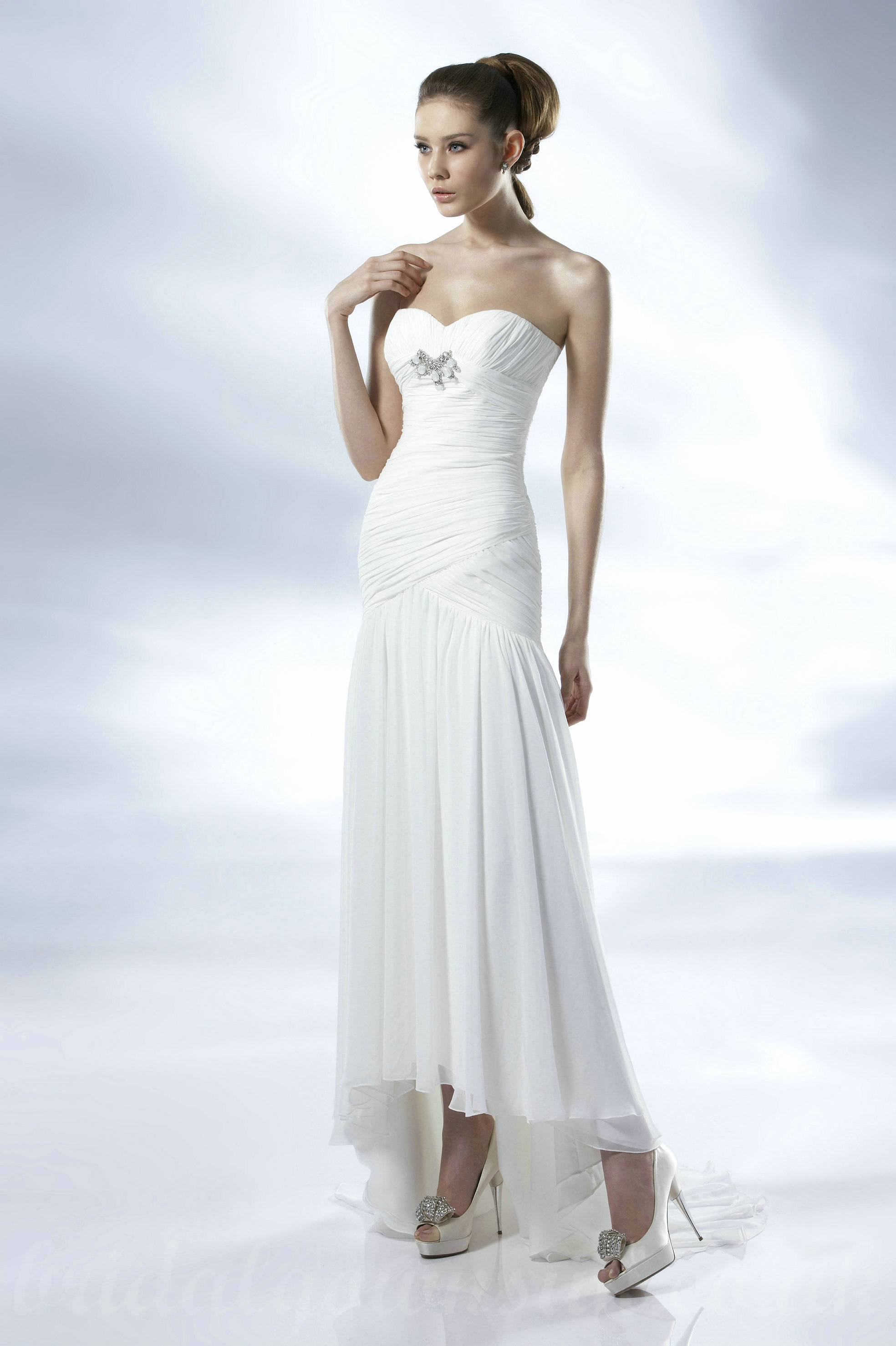 renting wedding dresses nyc photo - 1