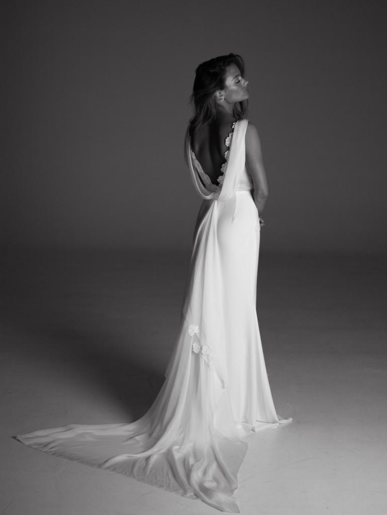 rime arodaky wedding dresses photo - 1