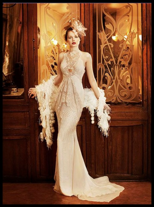 roaring twenties wedding dresses photo - 1