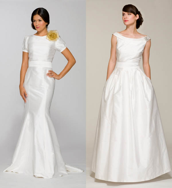 rock and roll wedding dresses photo - 1
