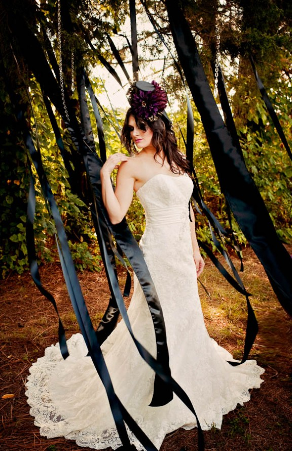 rockabilly wedding dresses photo - 1