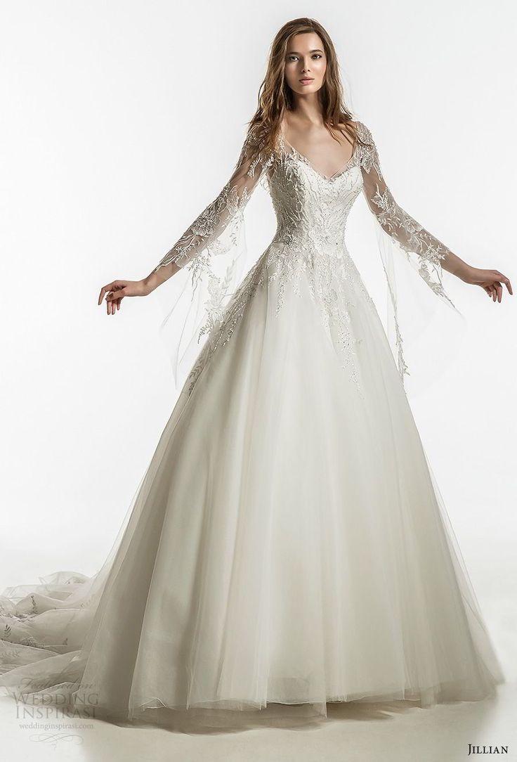 romantic wedding dresses photo - 1