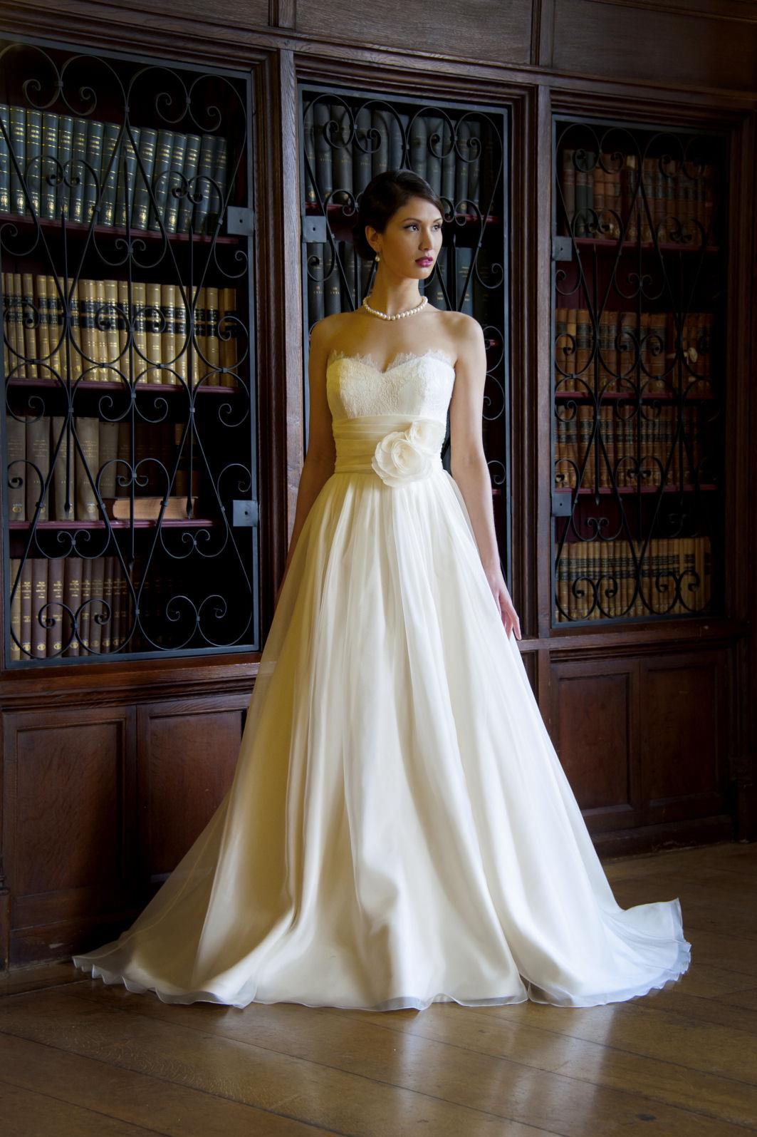 ross wedding dresses photo - 1