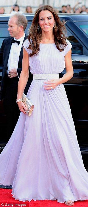 royal purple wedding dresses photo - 1