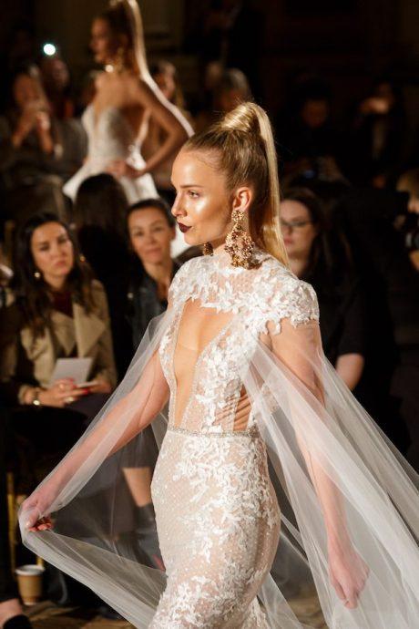 runway wedding dresses photo - 1