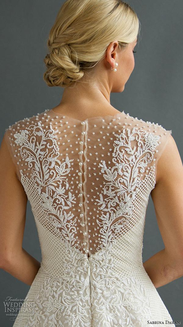 sabrina neckline wedding dresses photo - 1