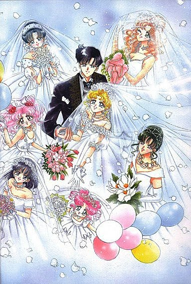 sailor wedding dresses photo - 1