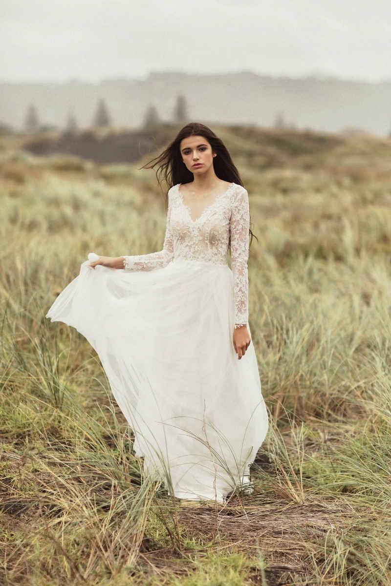 sally wedding dresses photo - 1