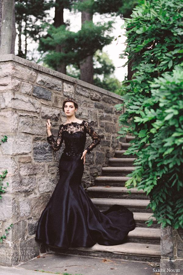 sareh nouri wedding dresses photo - 1