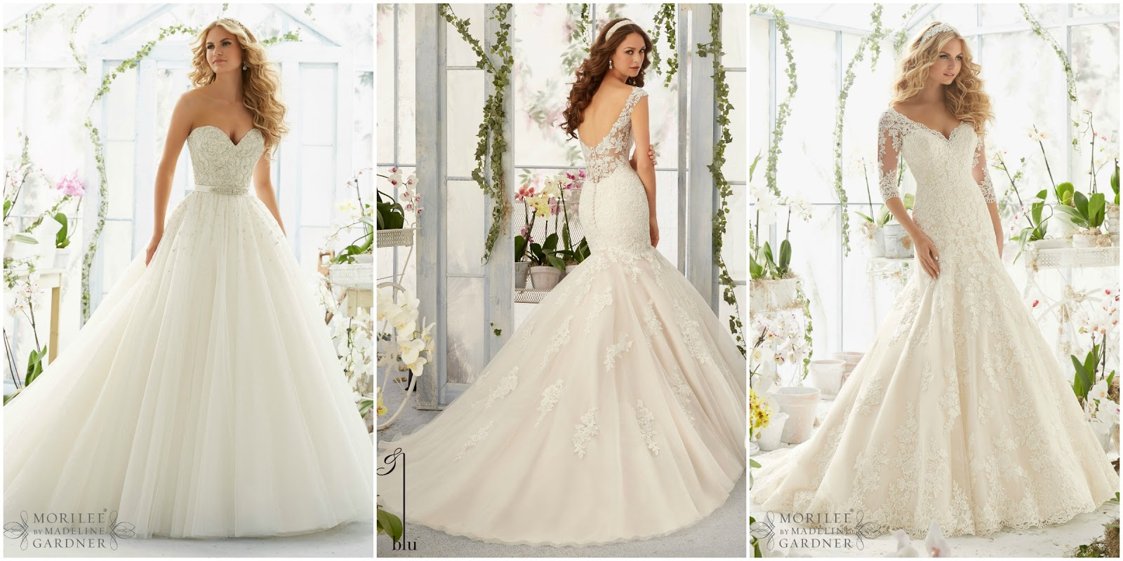 say yes to the dress wedding dresses photo - 1