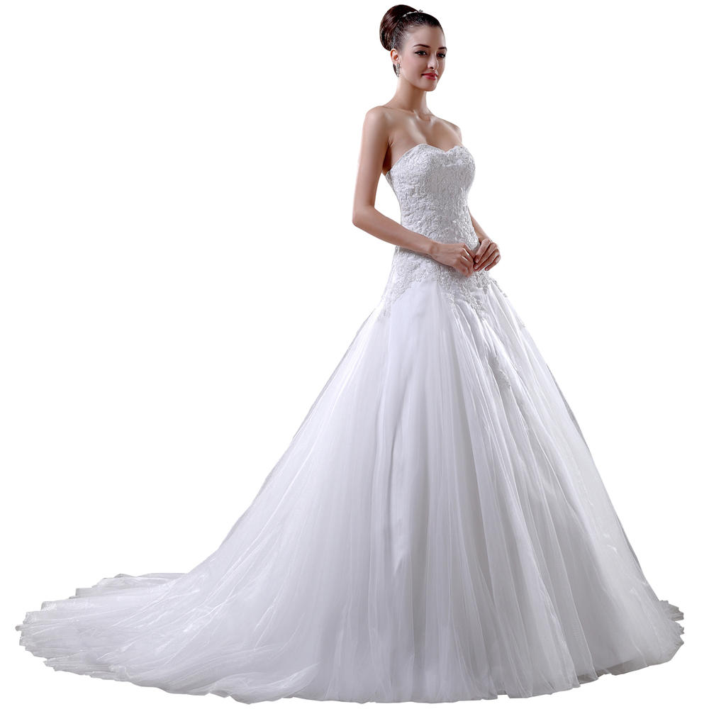 sears wedding dresses photo - 1