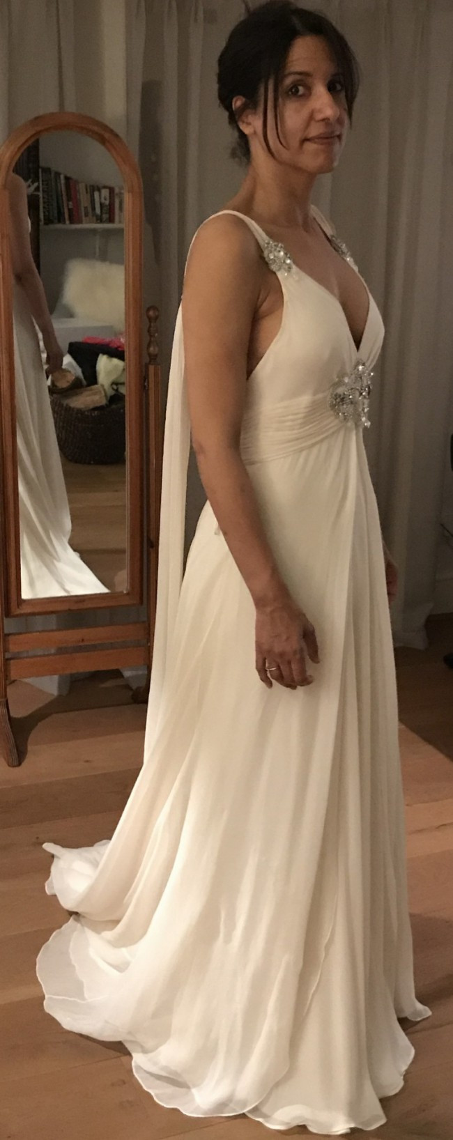 second hand wedding dresses nyc photo - 1