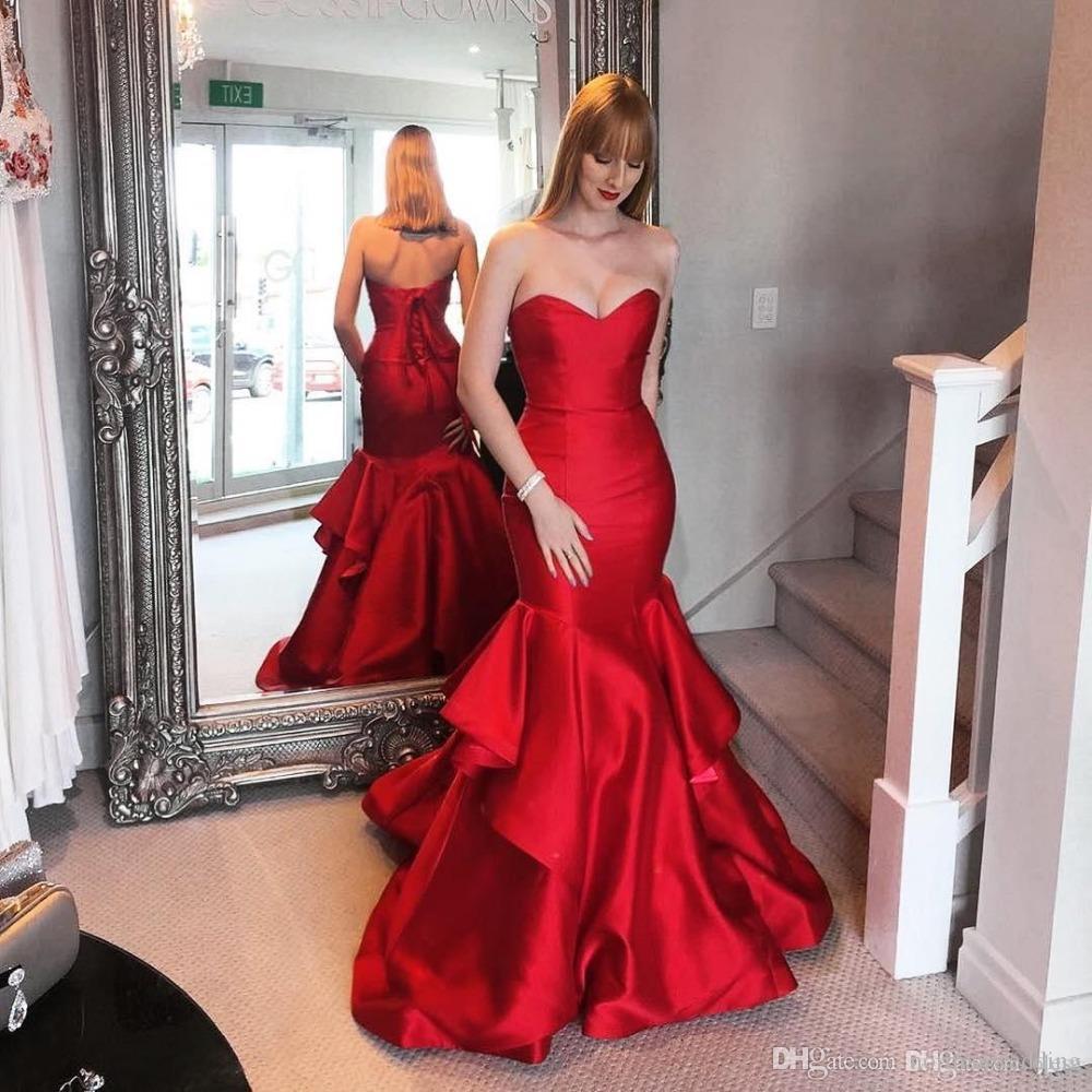 seductive evening dresses photo - 1