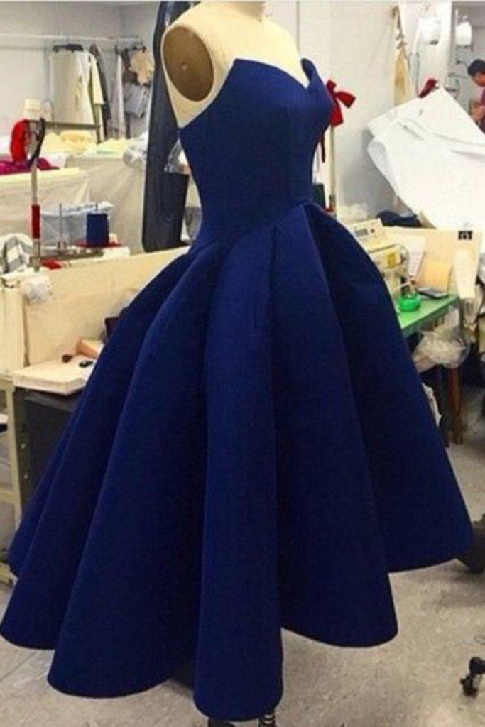 semi formal dresses for wedding photo - 1