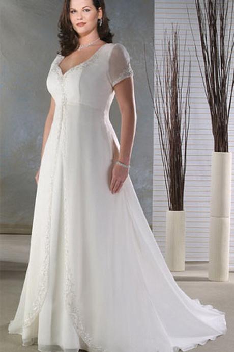 semi formal wedding dresses photo - 1