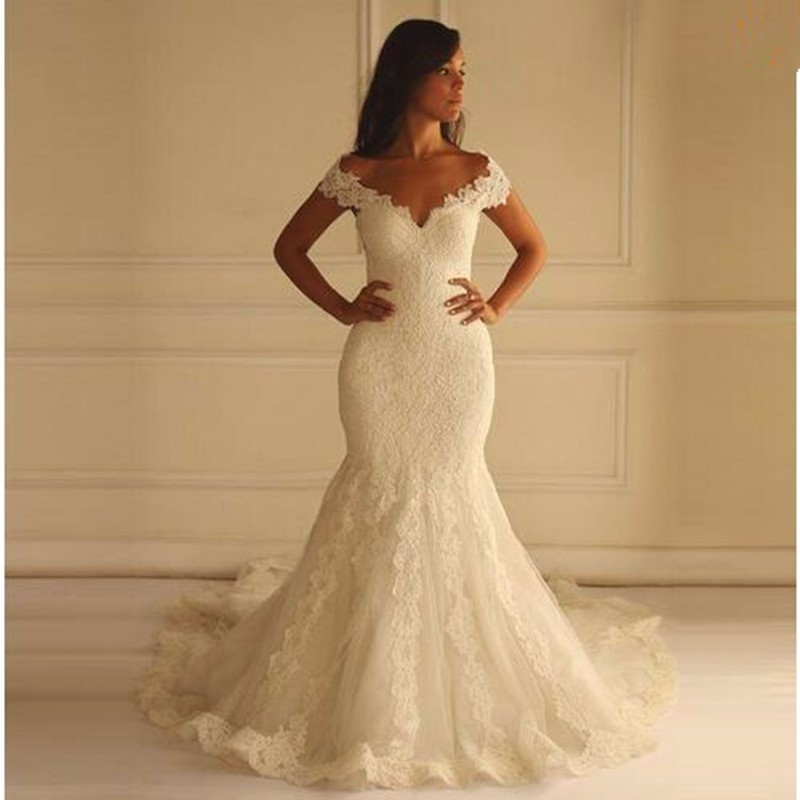sexy wedding dresses for sale photo - 1