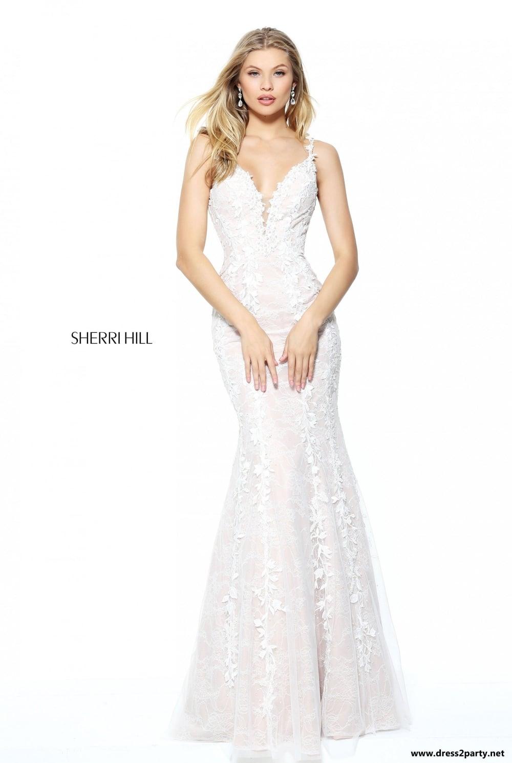 sherri hill wedding dresses photo - 1