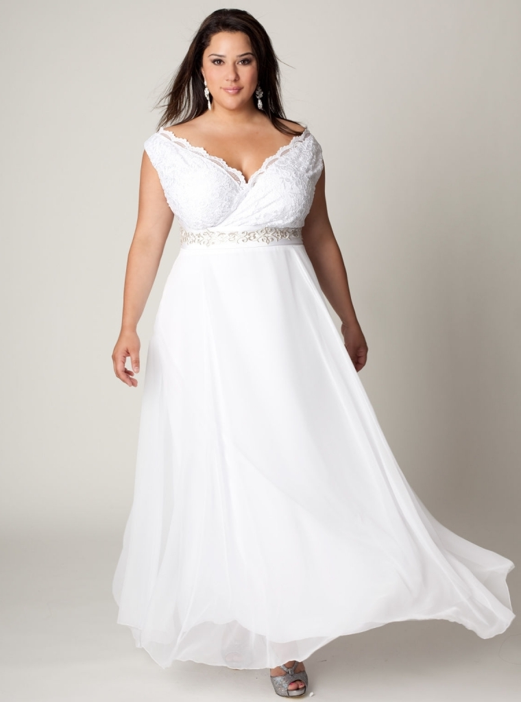 short casual beach wedding dresses photo - 1