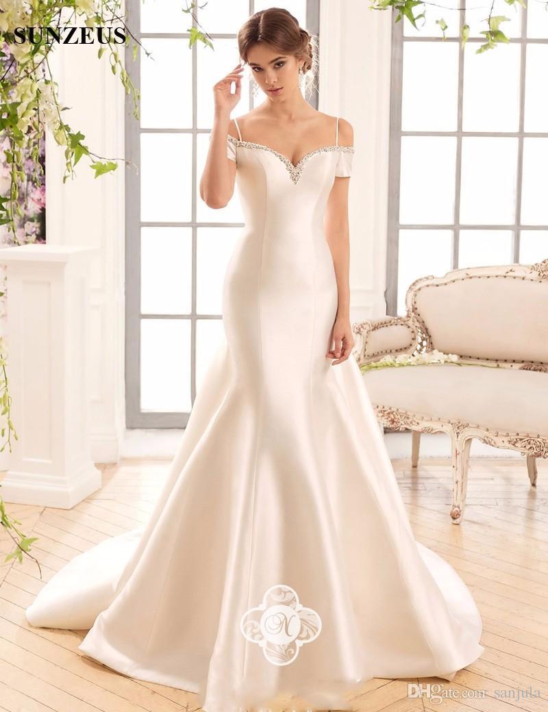 short sparkly wedding dresses photo - 1