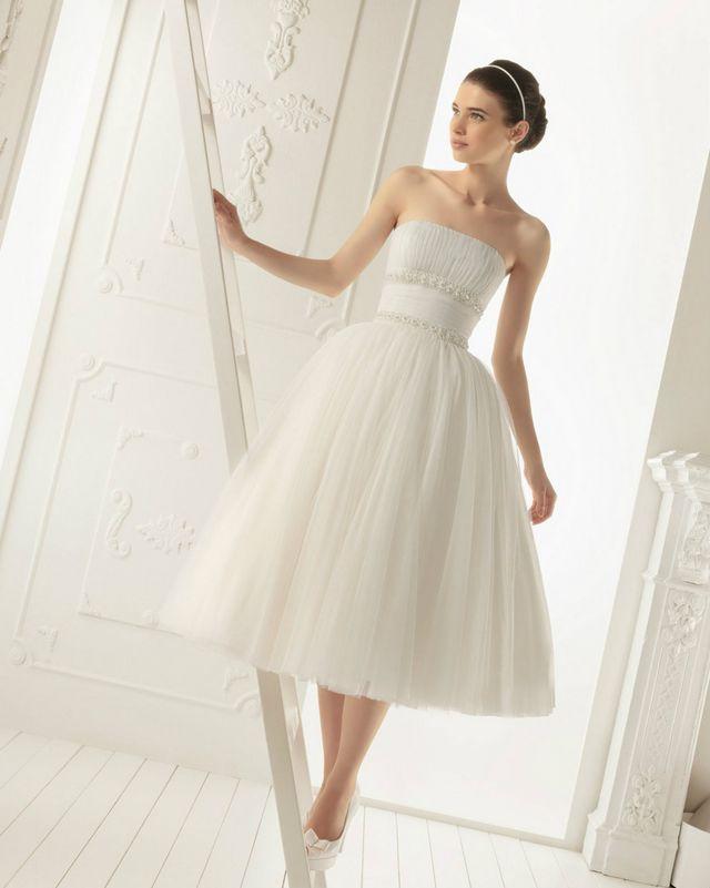 short wedding dresses for sale photo - 1