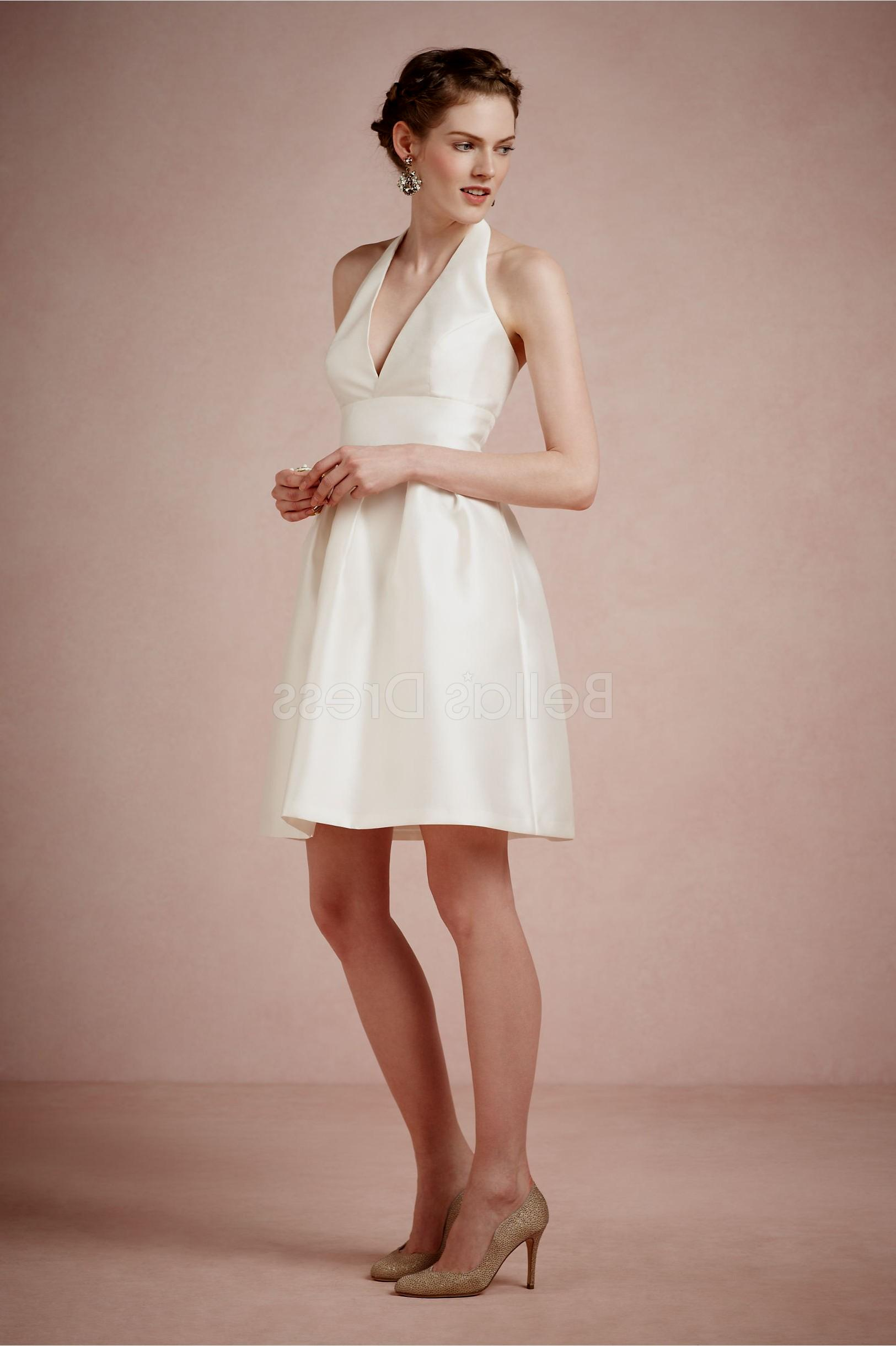 short wedding dresses online photo - 1