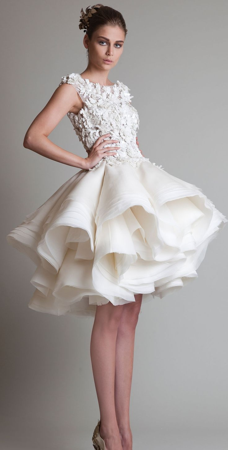 short wedding dresses uk photo - 1