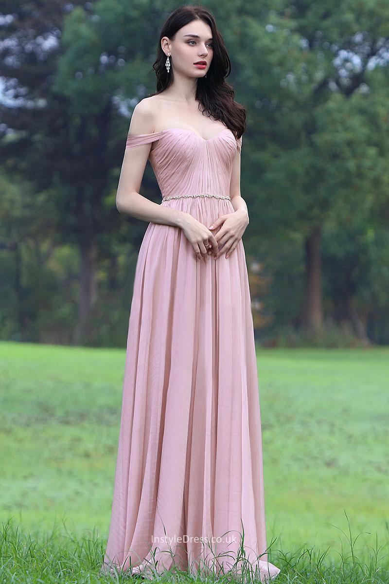 shoulder wedding dresses photo - 1