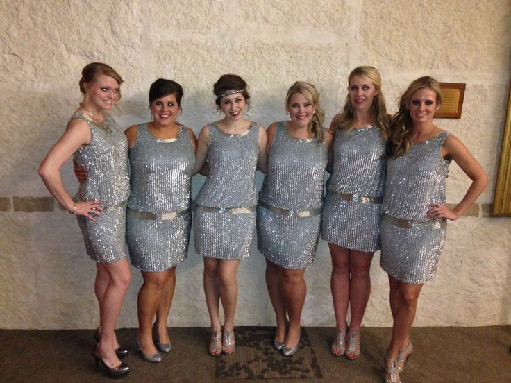 silver wedding dresses photo - 1