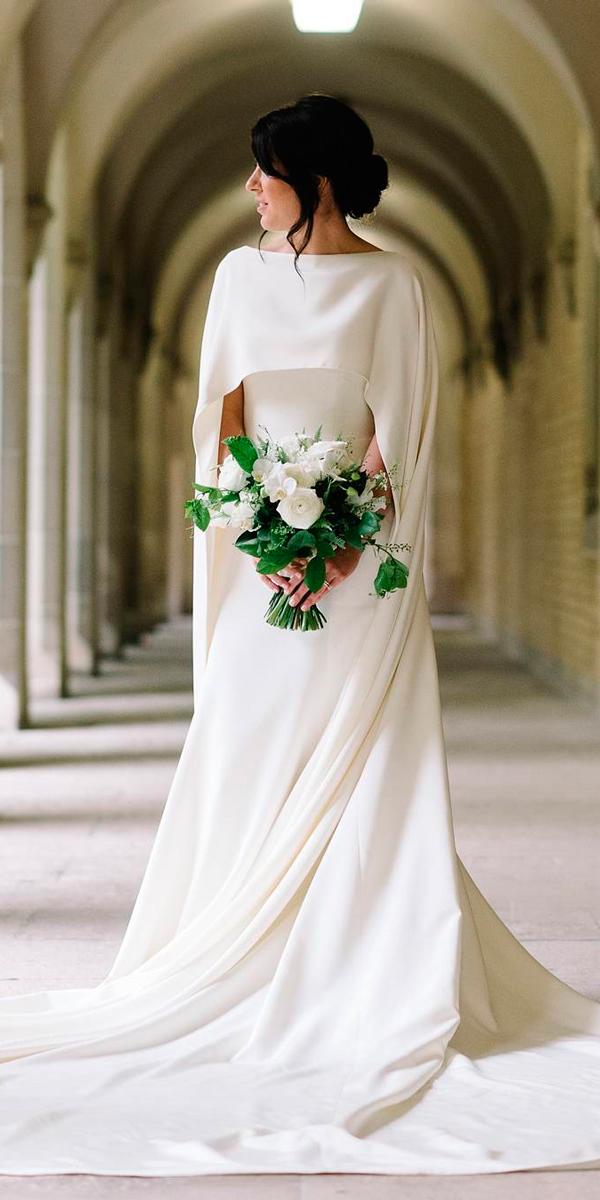 simple cute wedding dresses photo - 1