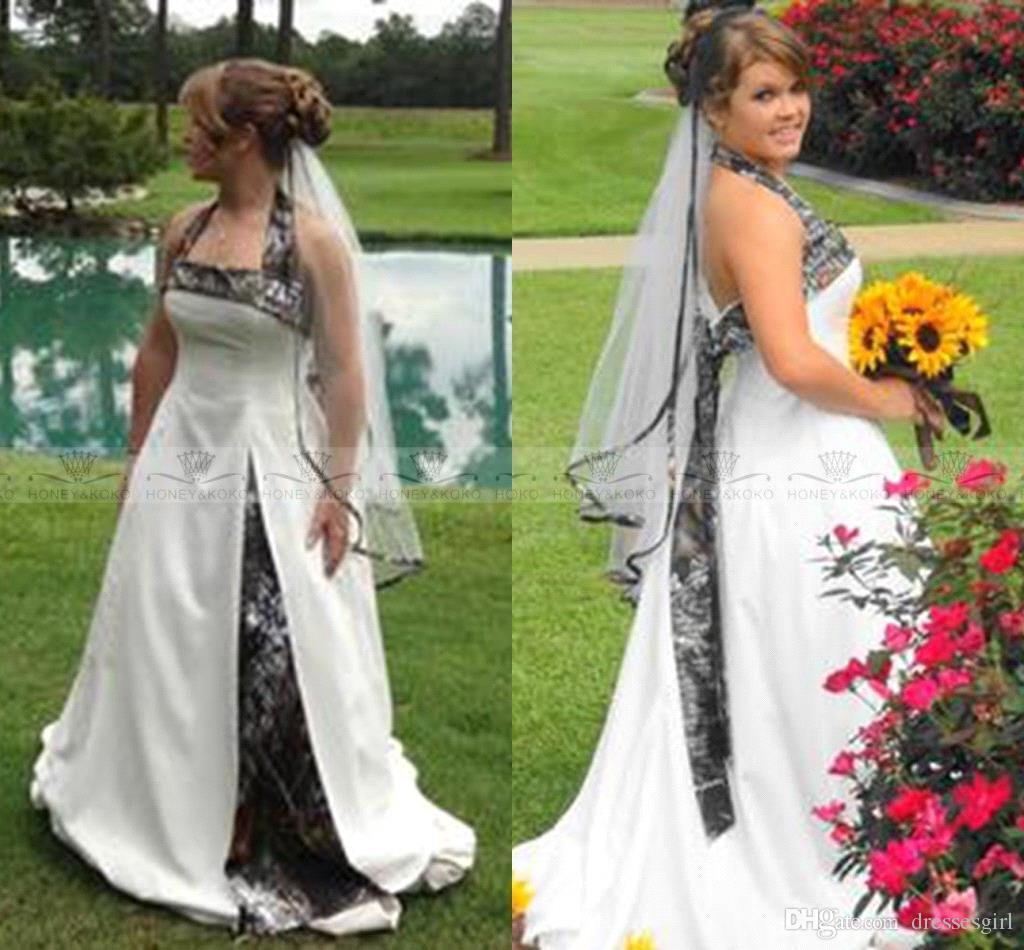 simple wedding dresses plus sizes photo - 1