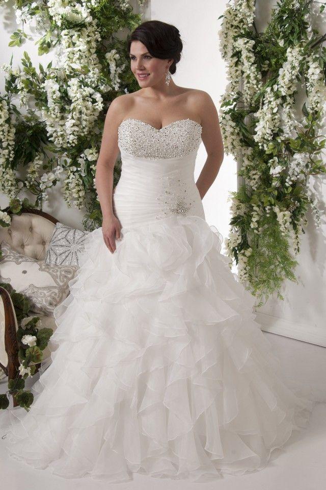 size 22 wedding dresses photo - 1