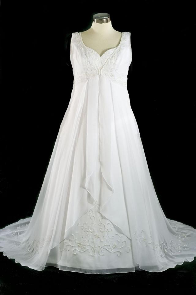 size 26 wedding dresses photo - 1