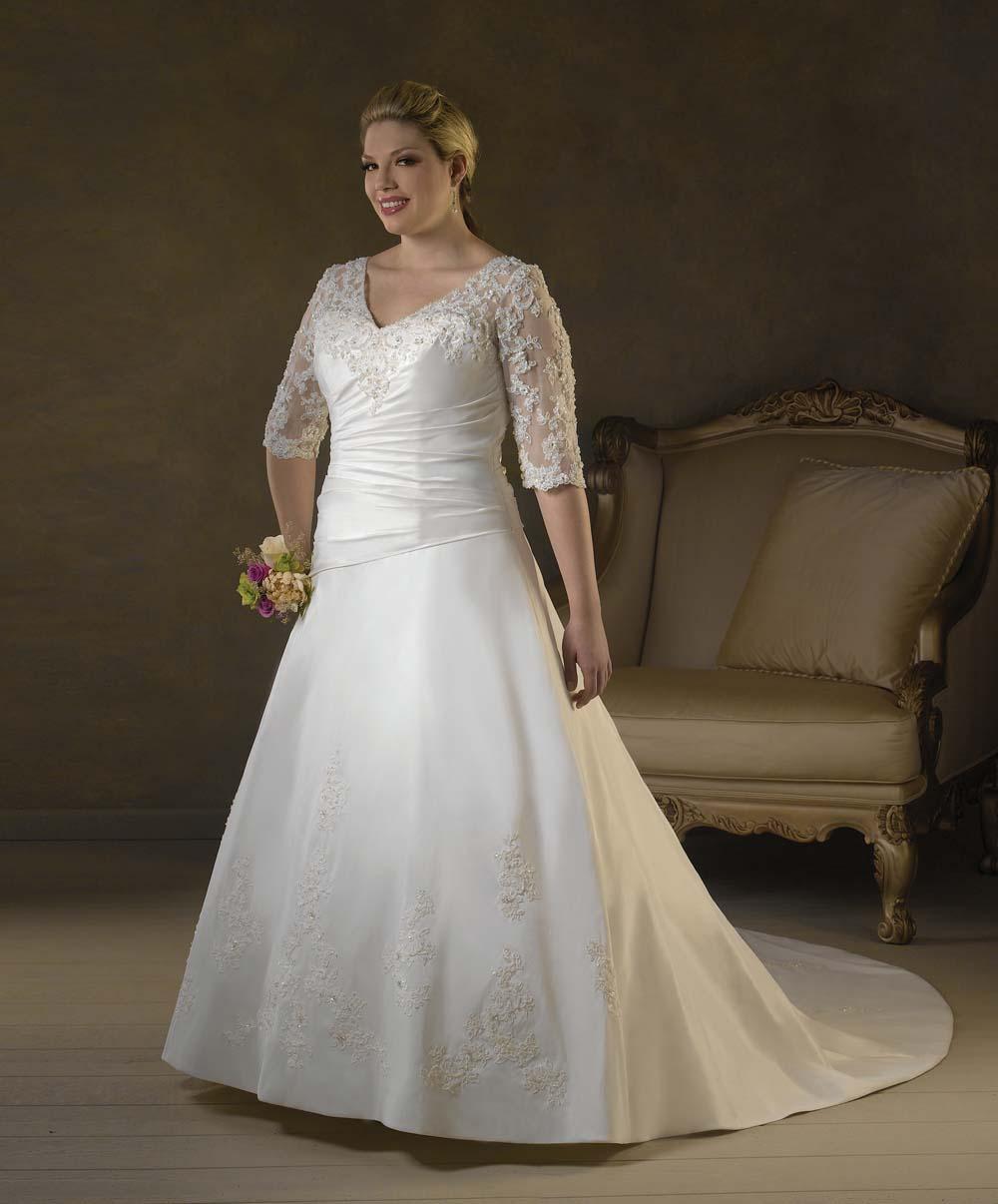 size 4 wedding dresses photo - 1