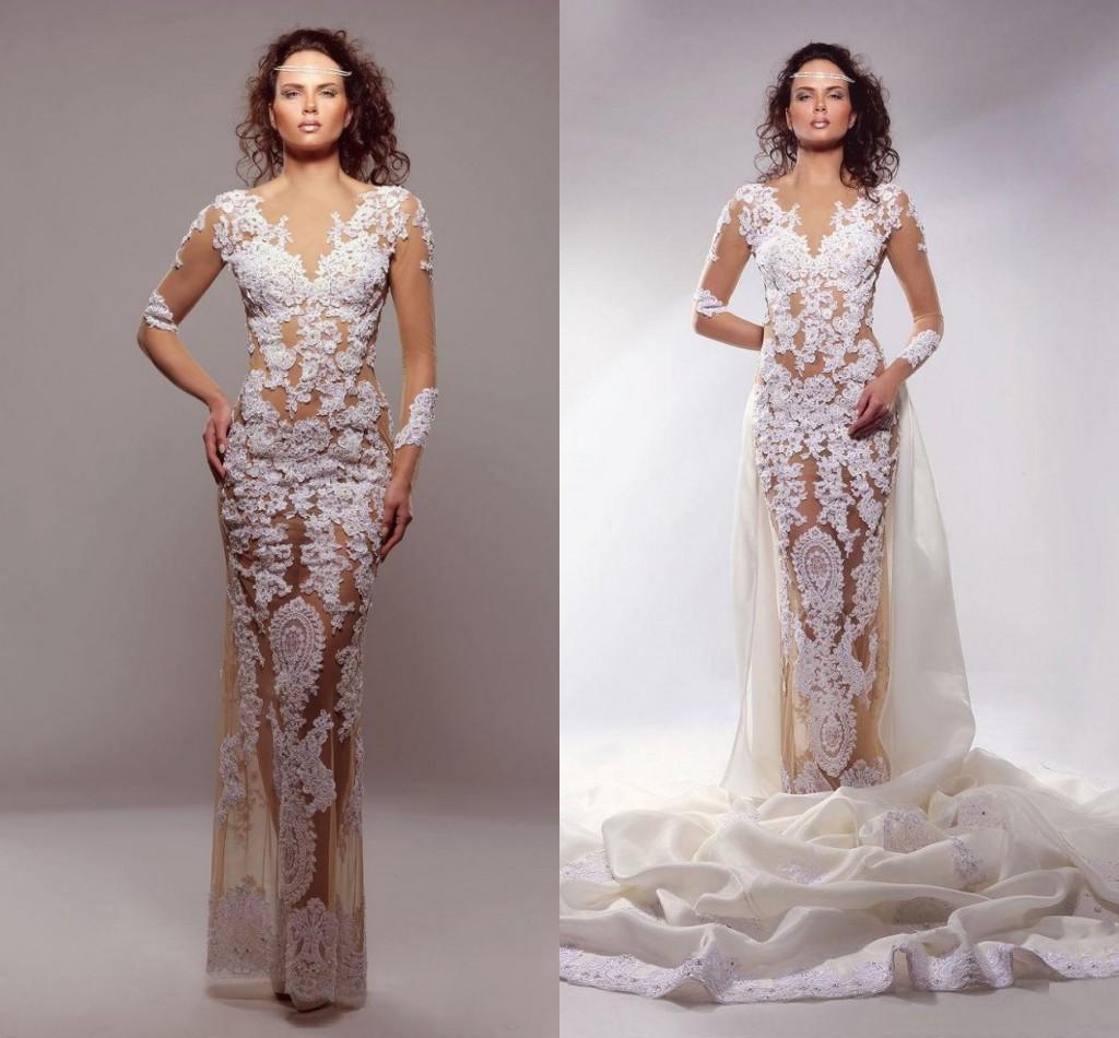 skimpiest wedding dresses photo - 1