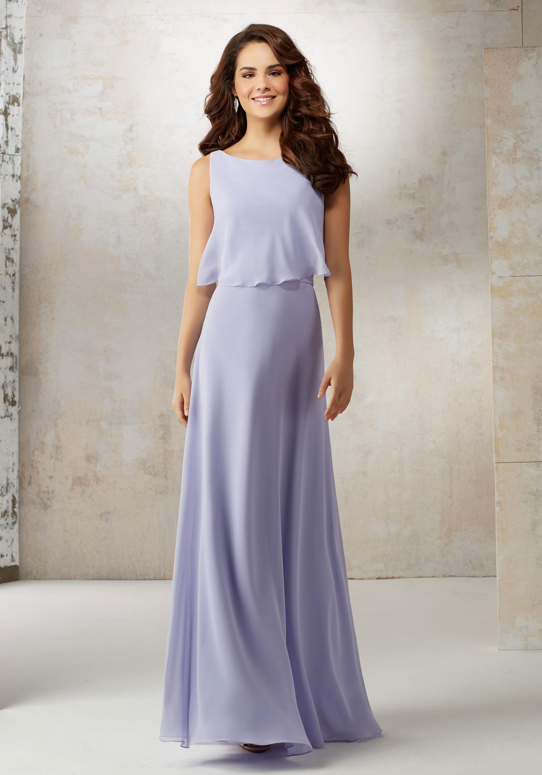 sky blue wedding dresses photo - 1
