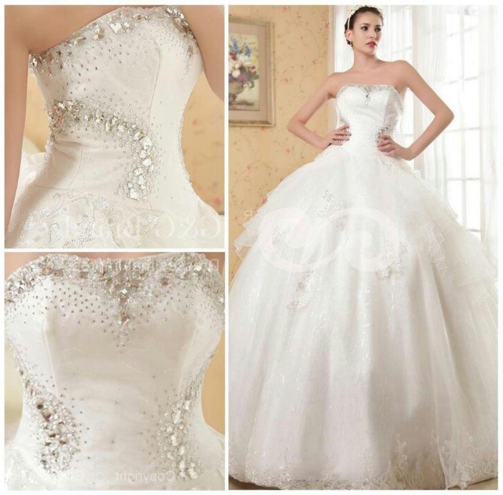snowflake wedding dresses photo - 1