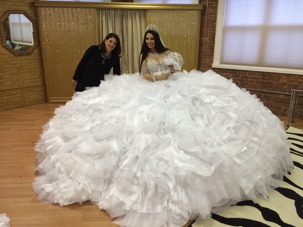 sondra celli wedding dresses cost photo - 1