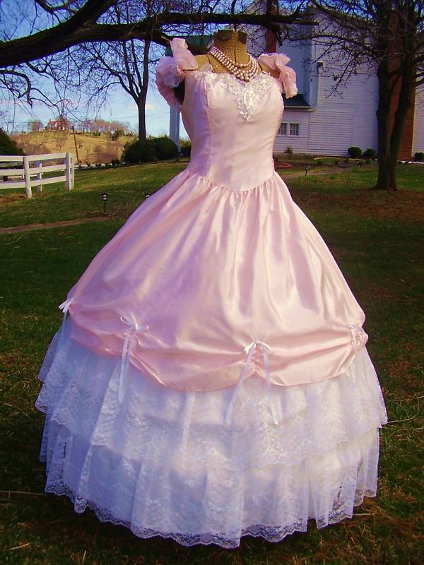 southern belle wedding dresses photo - 1
