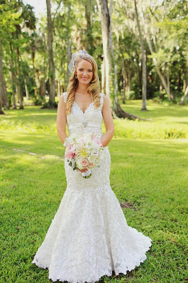 southern style wedding dresses photo - 1