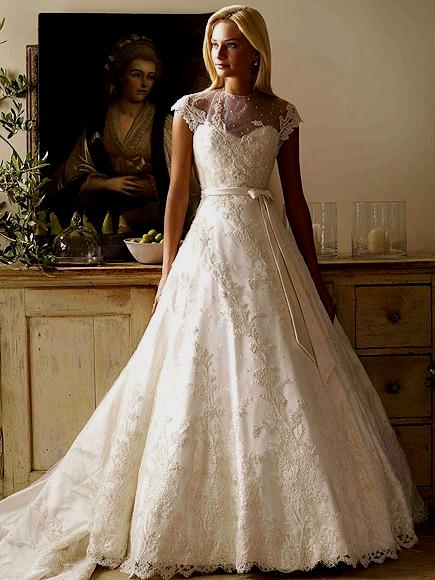 southern wedding dresses photo - 1