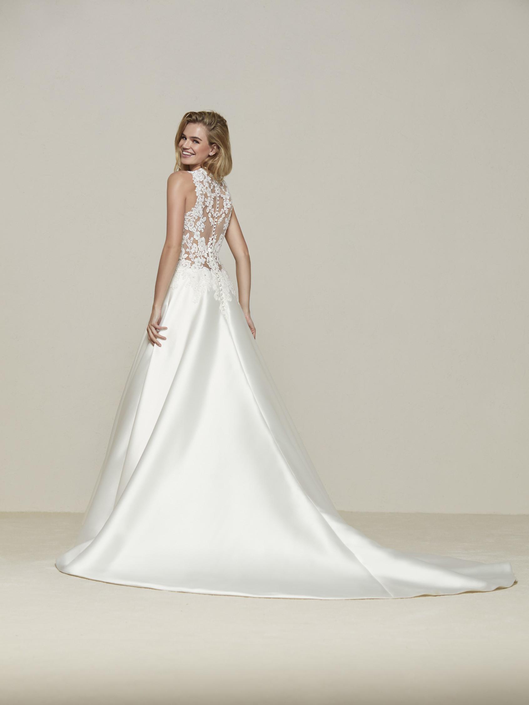 spanish wedding dresses designer photo - 1