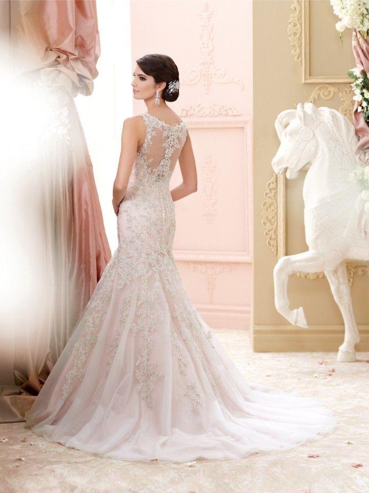 sparkly wedding dresses photo - 1