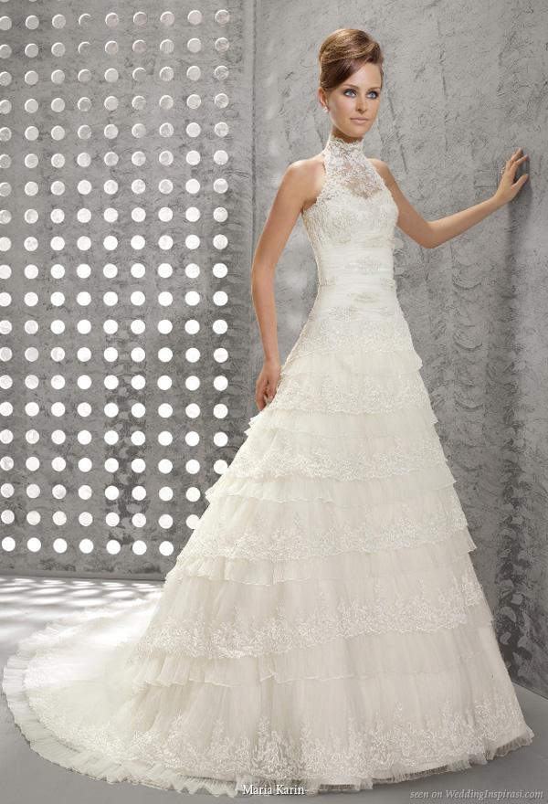 steeler wedding dresses photo - 1