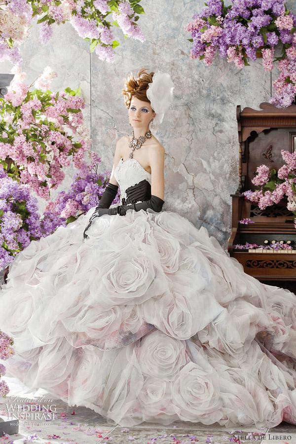 stella de libero wedding dresses prices photo - 1