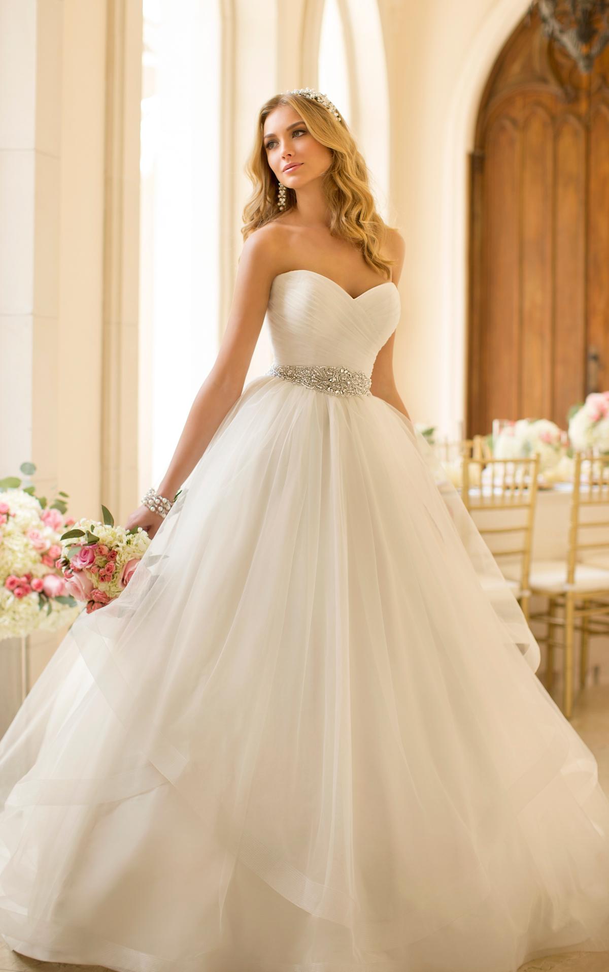 stella wedding dresses photo - 1
