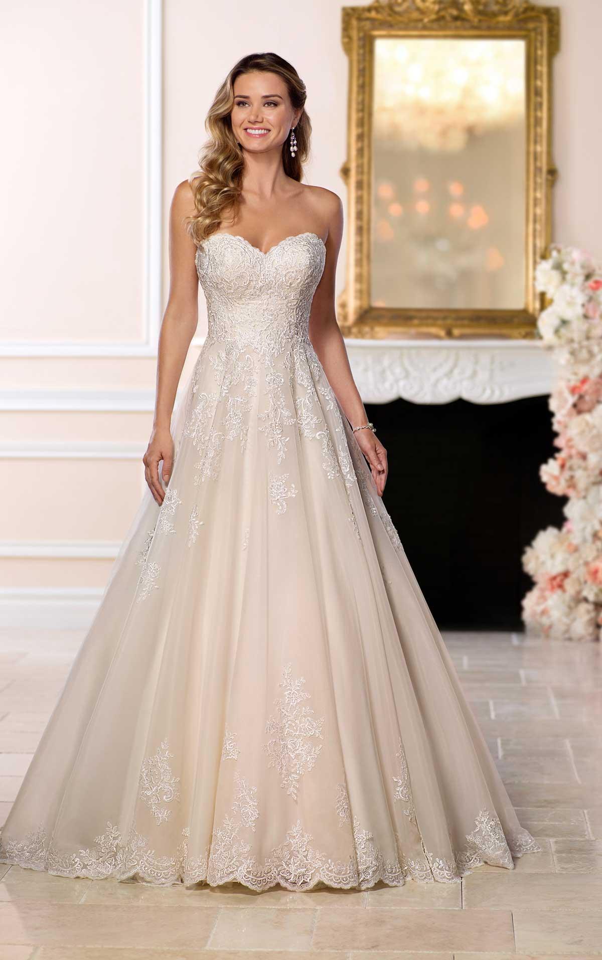 stella york wedding dresses photo - 1