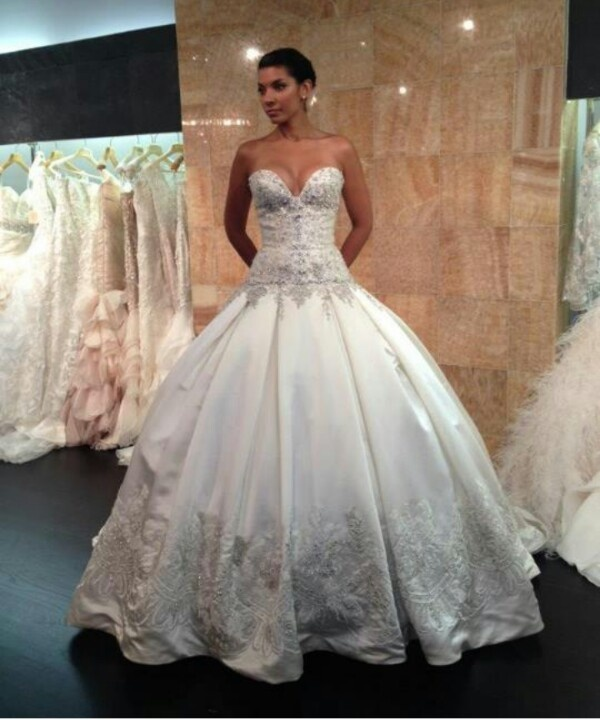 stephen yearick wedding dresses photo - 1