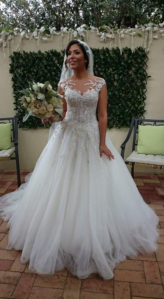 steven khalil wedding dresses for sale photo - 1