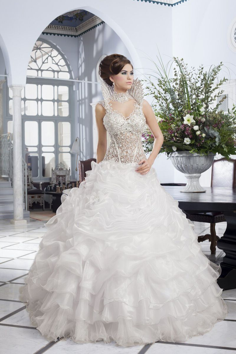 stunning wedding dresses photo - 1