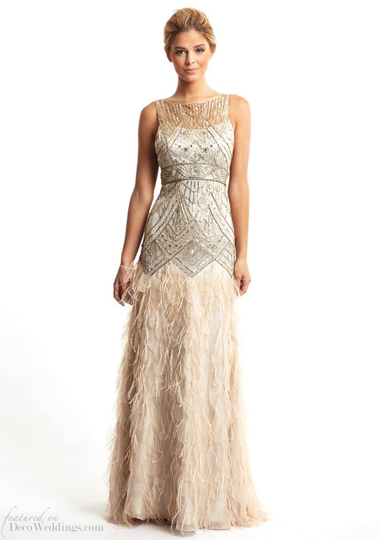 sue wong wedding dresses photo - 1